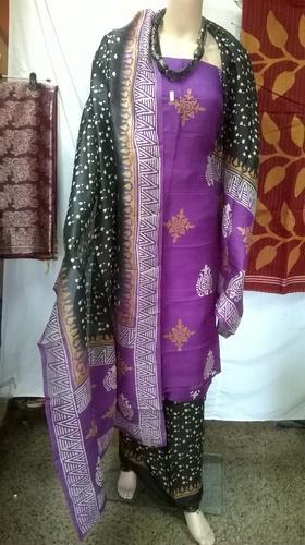 Designer Ladies Suits - RIAA Ethnic Banarasi Silk Designer Salwar ...