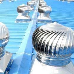 Rooftop Turbines Ventilator
