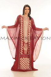 Maghribi Kaftan For Arabian Ladies