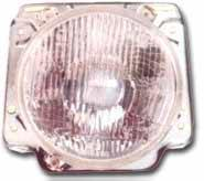 Head Lamp Assembly Suitable For Volkswagen Golf Car II