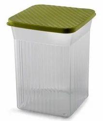Tupperware Square Shape Container