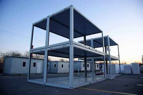 Prefabricated Office Structures