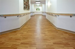 Vinyl Sheet Flooring Services