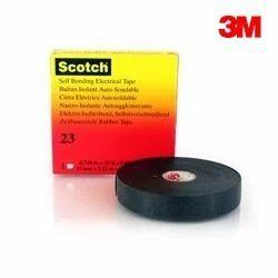 3m Made Scotch 23 Self Bonding Electrical Tape19mmx0 75mmx9m