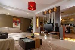 Living Room Interior in Indore