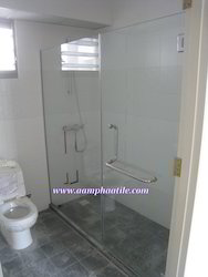Bathroom Sliding Glass Doors