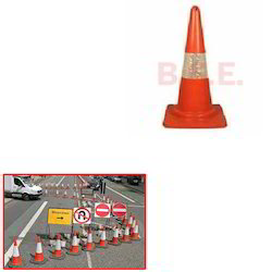 Safety Cone for Road Traffic