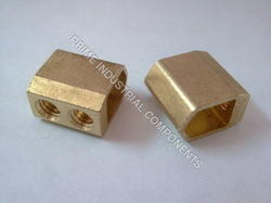BS 249 Brass Current Terminal, Voltage rating : 380 V