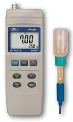 Hand-Held PH Meter, For Laboratory, Model Name/Number: Lutron Ph-208