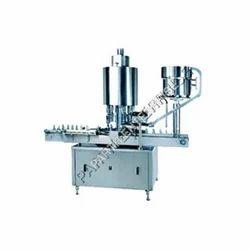 Automatic Screw Cap Sealing Machine