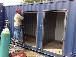 Container Modification Services