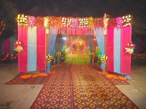 Tent House Decoration & Tent House Decoration in Bhiwadi Budhi Bawal by Ravi Tent u0026 DJ ...