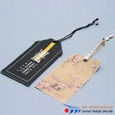 Fabric Hang Tag Manufacturers, Suppliers & Exporters