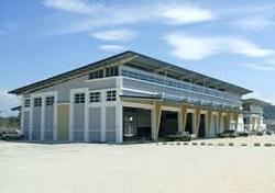 Warehouse Building Industrial Projects