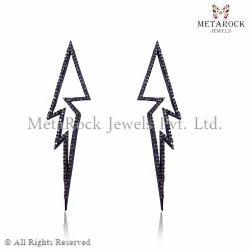 Diamond Filigree Earring Jewelry