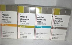 Afatinib 20/30/40/50 Mg Tablets Price & Details