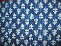Printed Regular Wear Dabu Print Dress Material, Gsm: 50-100