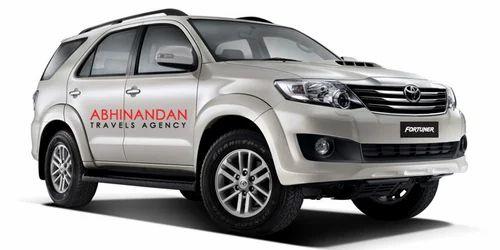 Toyota Fortuner Car Rental In Ahmedabad Ahmedabad Id 6346369512