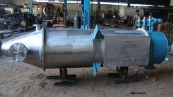 Horizontal Cyclone Dust Collector