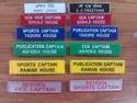 Acrylic Pocket Plates