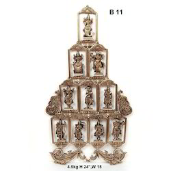 Bronze Wall Hanging Bronze Handicraft