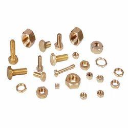 Customized Brass Fasteners