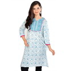 Designer Cotton Kameez