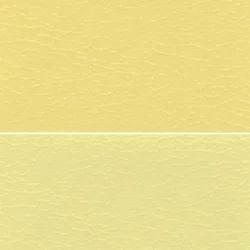 Cream Seat PVC Leather Cloth