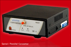 Parallel Centronics To Serial Converter