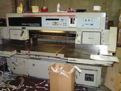 Itoh 115 Paper Cutting Machines