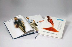 Colored Diaries Printing Services
