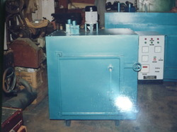 Forced Air Circulation Ovens, Capacity: 500-1000 Kg