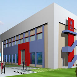 Industrial Building Design Services