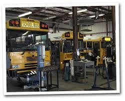 Commercial Vehicle Repairing Services
