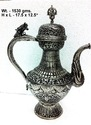 German Silver Decorative Surahi