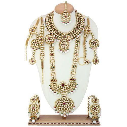 Bridal Jewellery Sets at Rs 3552 units Bridal Jewelry Sets ID