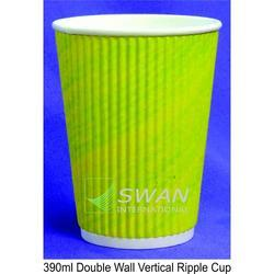 Triple Wall Vertical Ripple Cup