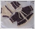 Hand Knitted Woolen Baby Sets