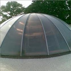 & Dome Structures - Solarium Structures Service Provider from Pune
