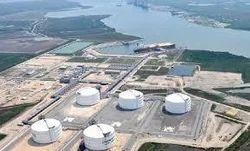 Oil & Gas Plants Infrastructure Development