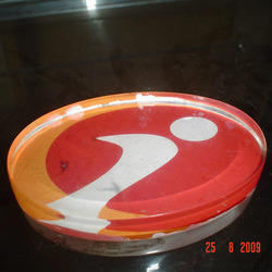 Promotional Acrylic Paperweight