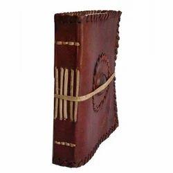 Designer Leather Diaries