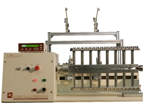 Semi Automatic Motor Coil Winding Machine