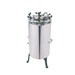 S.S Double Walled Autoclave