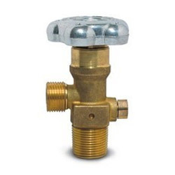 High Pressure Brass Cylinder Valves