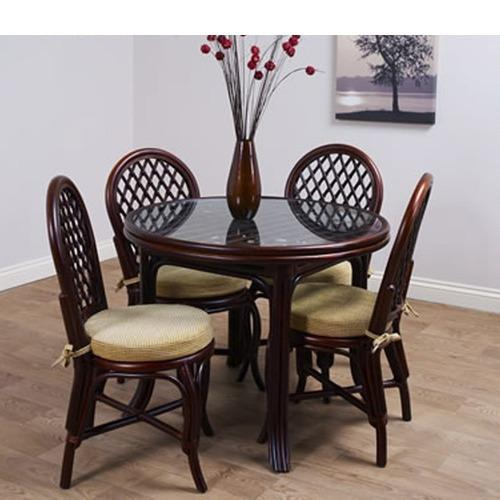 Cane Furniture Cane Dining Manufacturer From Kolhapur