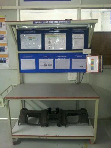 Inspection Table At Rs 20000 Piece इंस्पेक्शन टेबल