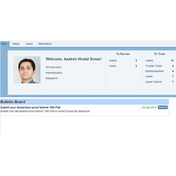 Online, On Demand Access Payroll Software