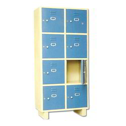 Kamal steel Crc MS Locker Cupboard, For Industrial