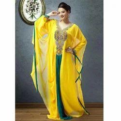 Embellished Farasha Kaftan